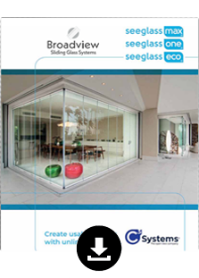 seeglass max sliding glass broadview