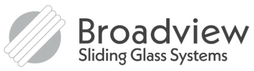 Broadview sliding glass